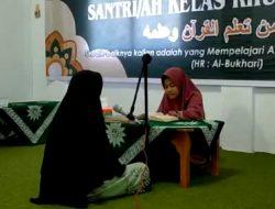12 Santri Ponpes Muhammadiyah Kwalamadu Ikuti Program Tasmi'